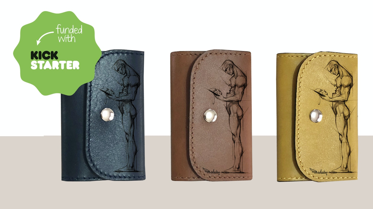 118bd3e9eead The perfect minimalist wallet that accompanies you everywhere for 100  years