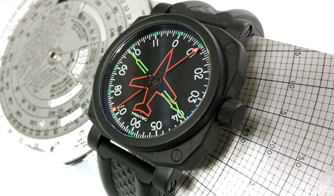 NAV-03 Directional Gyro - Black