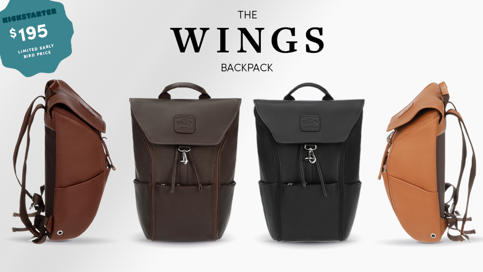 817f174a32832a The world's first technical leather backpack is stylish enough for Paris &  sturdy enough for Peru