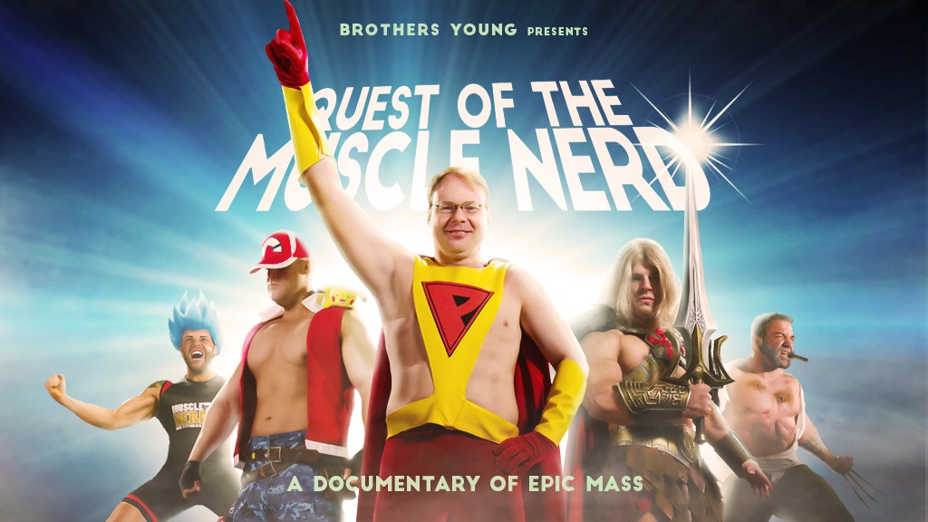 QUEST OF THE MUSCLE NERD - Finishing Funds project video thumbnail