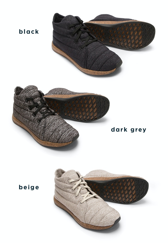 e350451057f9c The World's Most Eco-Friendly Shoe by Brian Linton — Kickstarter