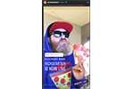 """Swipe Up"" - pizzabeardparty <-- this dude on Instagram"