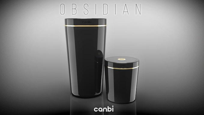 Canbi Obsidian 3D Rendering