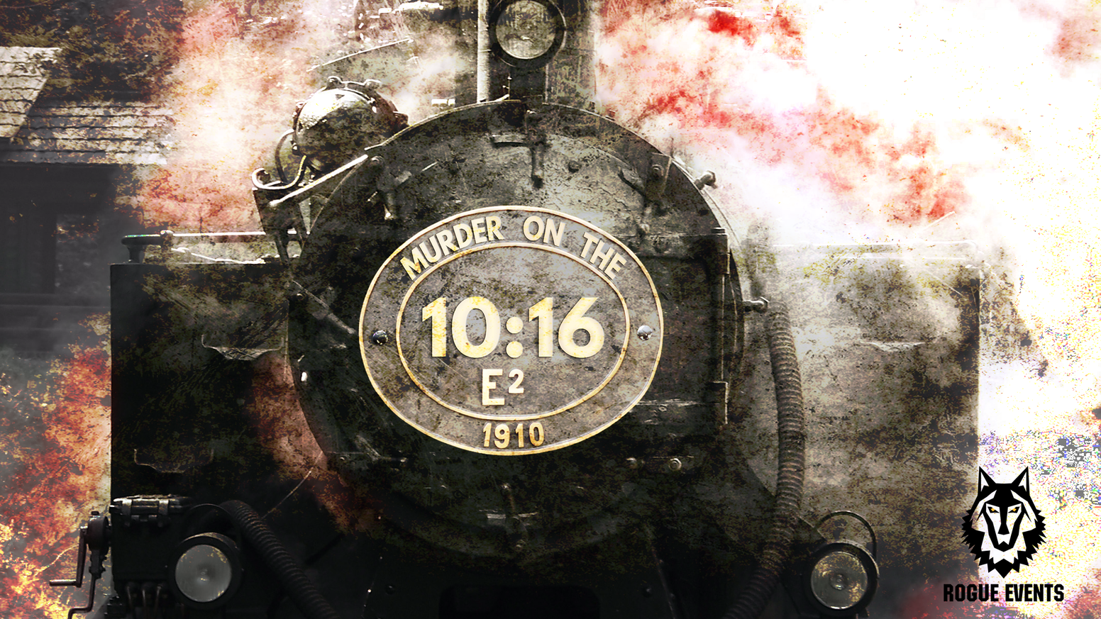 A live action twist on a classic Murder Mystery, backers will become suspects on a heritage steam train destined for horror!