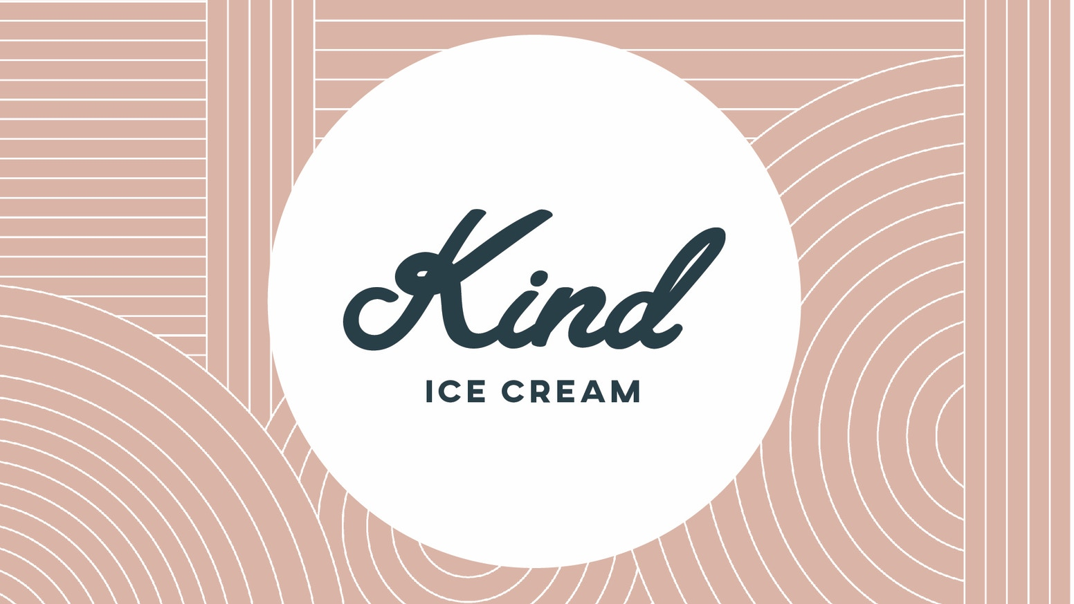 Kind Ice Cream by Kind Ice Cream » We can see the finish line