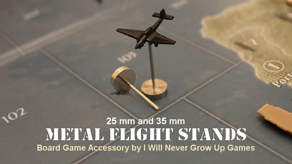 Project image for 25 and 35 mm Metal Flight Stands (Canceled)