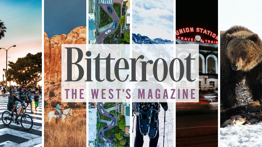 Bitterroot magazine project video thumbnail
