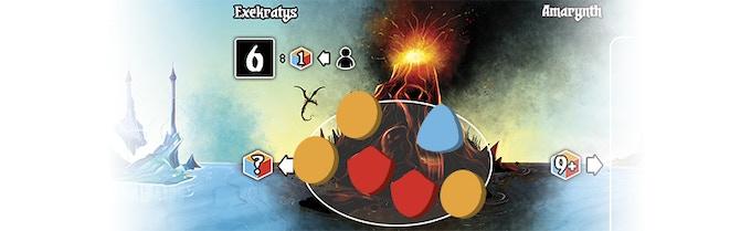 악의적인 힘이 모든 선수들의 자원을 쥐고 있지만, 외래관들은 또한 보물창고가 될 수 있다.