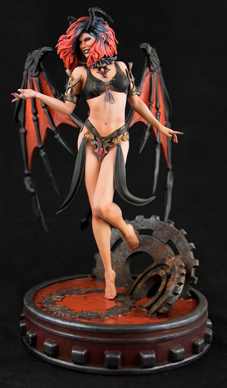 Example of actual figurine
