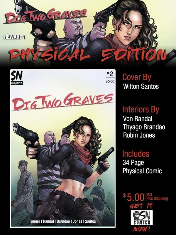 Cover A  (W. Santos)