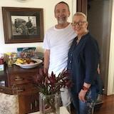 Heather Roycroft and Philip Thornton