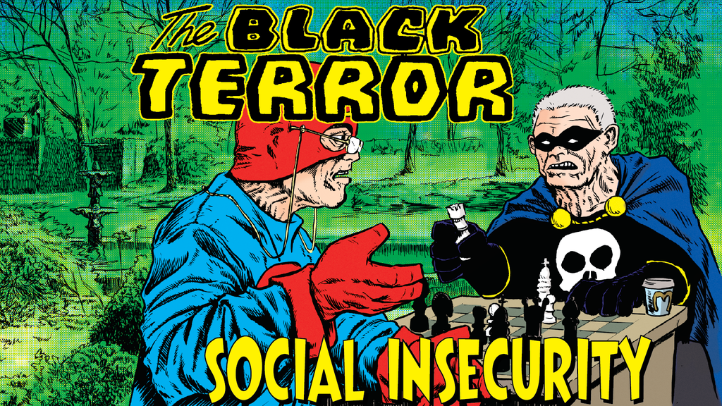 Black Terror: Social Insecurity project video thumbnail