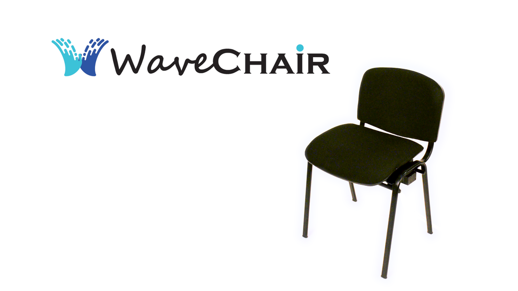 WaiveChair fills the working day with movement.