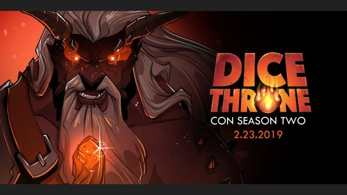 Dice Throne Con Season Two sold out!