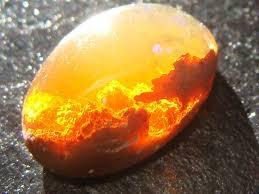 Sun Opal