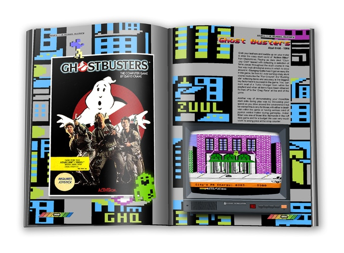 Ghostbusters ©1985 Activision