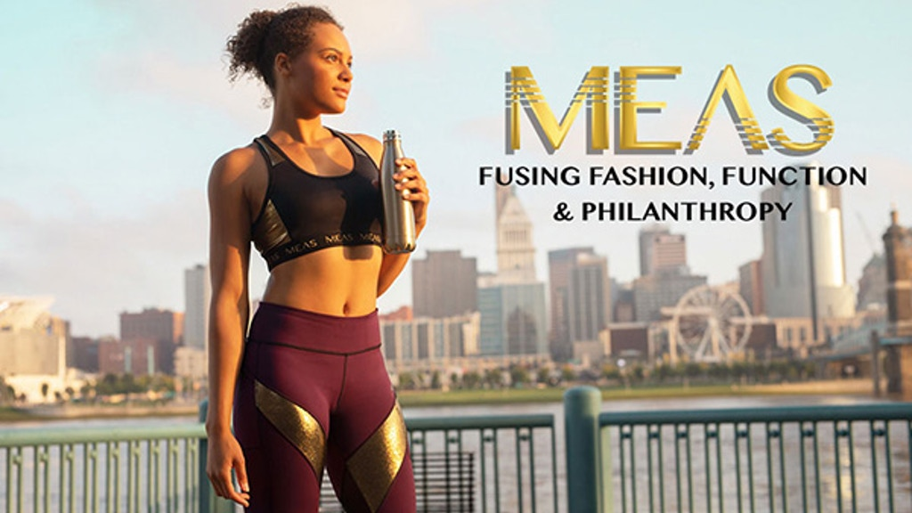 MEAS: Fashionable, Functional, Female-Empowering Activewear. project video thumbnail