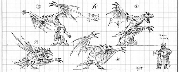 Demon Flyers