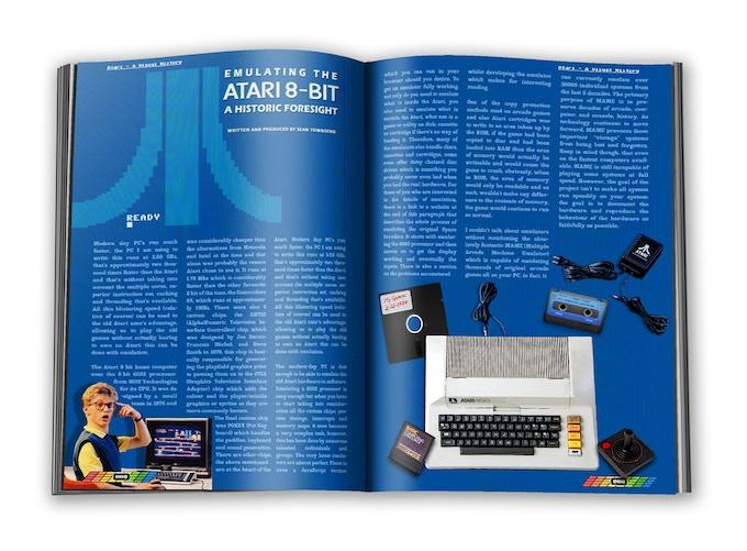 Emulating the Atari 8-bit written by Sean Townsend
