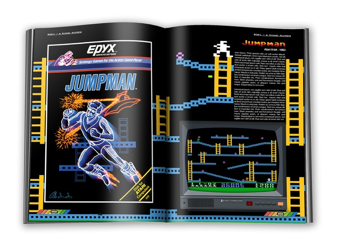 Jumpman© 1983 Epyx