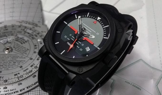 NAV-03 Horzion - Black