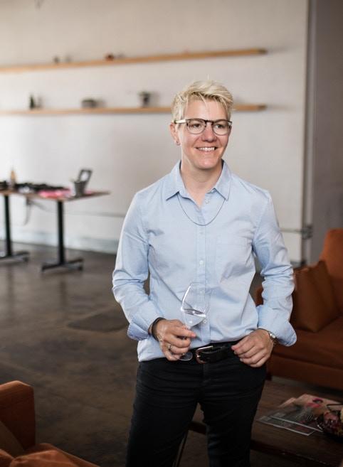 Rae Wilson, Founder/Winemaker