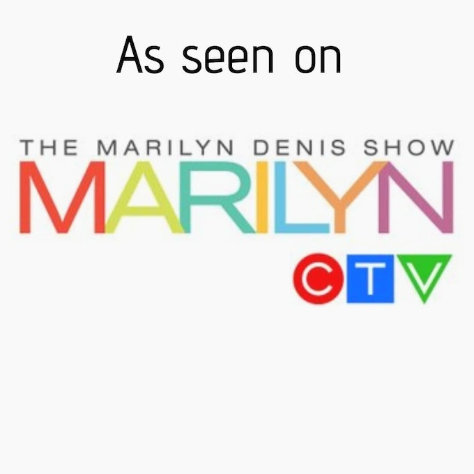 "We were featured on the Marilyn Denis Show's ""10 Days of Giveaways""!"