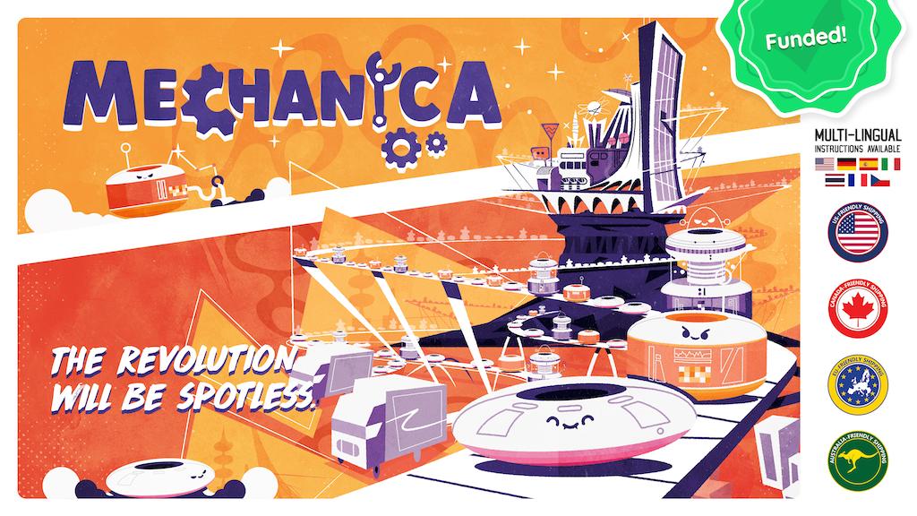 Mechanica project video thumbnail