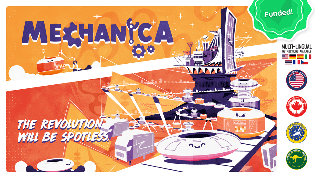 Mechanica project video thumbnail