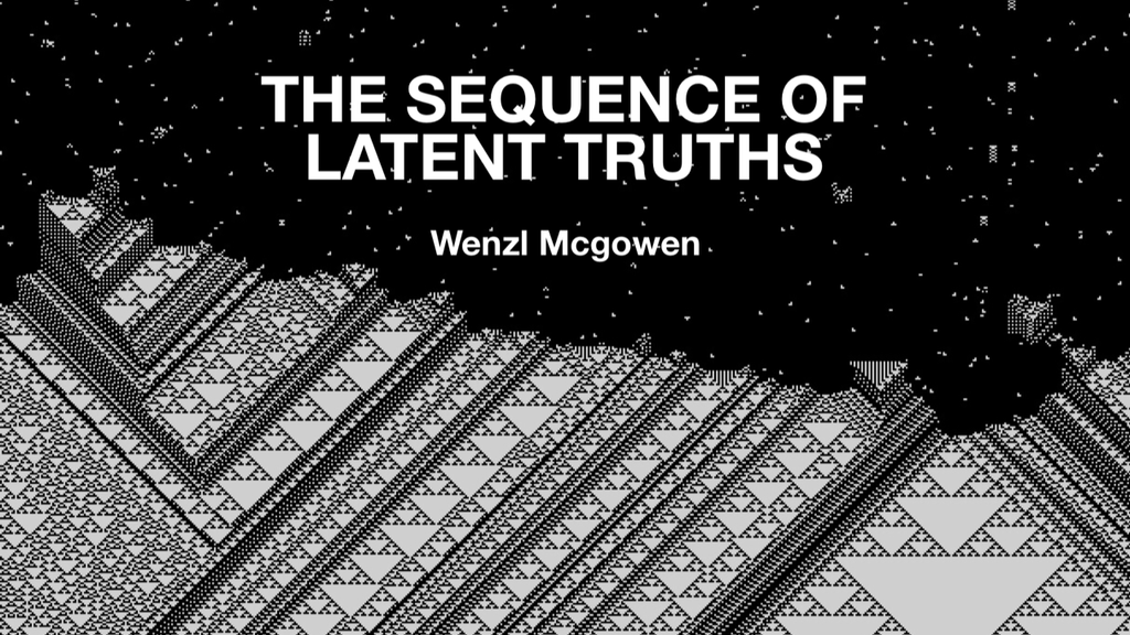 Publishing The Sequence of Latent Truths project video thumbnail