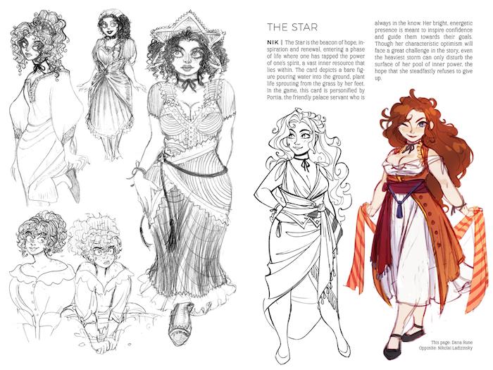 The Arcana - Visual Novel by Nix Hydra Games Inc  — Kickstarter
