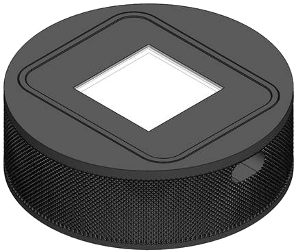 CAD design for the Smart Puck