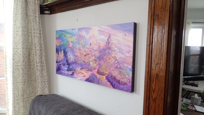 Brumigum Canvas