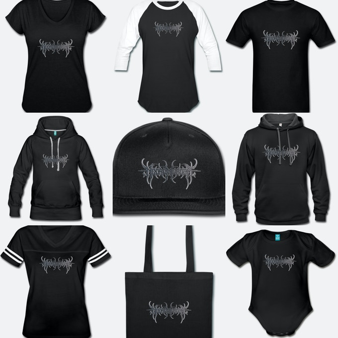 As seen in the 'GIVE ME THE NECRO SHIRT' Reward VISIT STORE BY CLICKING HERE