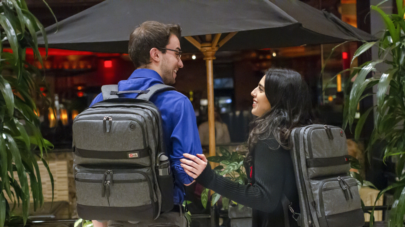 Modular 3-part luggage system that combines a world-class backpack with a carry-on, so it always fits! One bag travel made easy.
