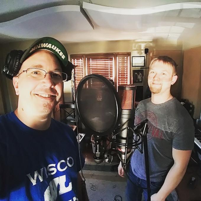 Vocals with Producer Alex Bennett