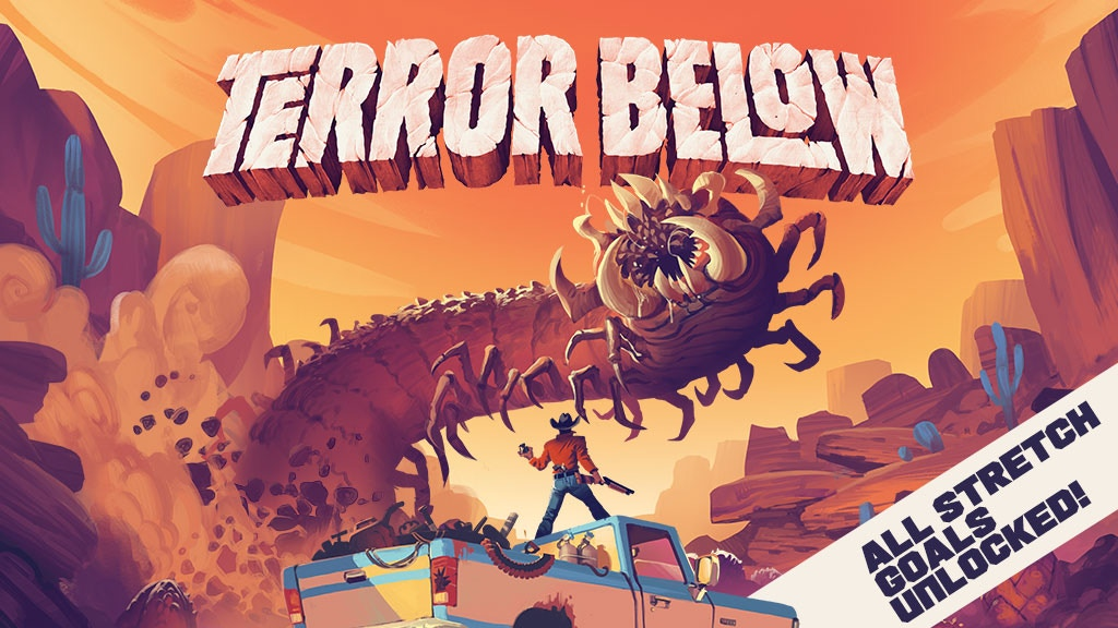 Terror Below project video thumbnail