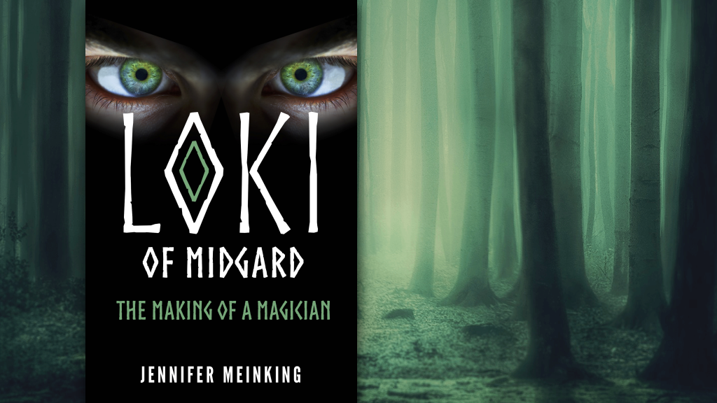 a97f26ed Loki of Midgard: The Making of a Magician (Book One) project video thumbnail
