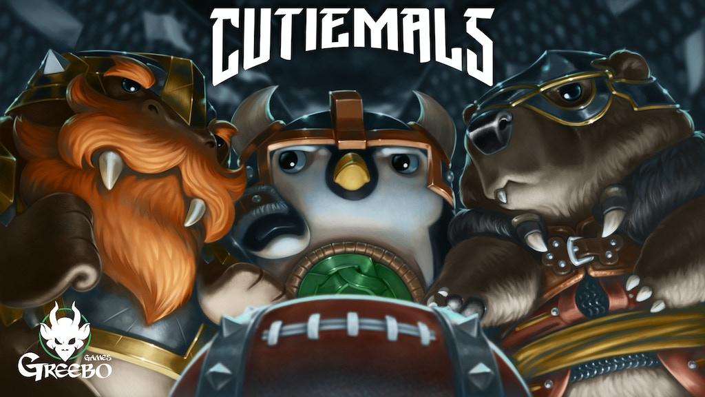 Image de projet pour Cutiemals: Northern Clans
