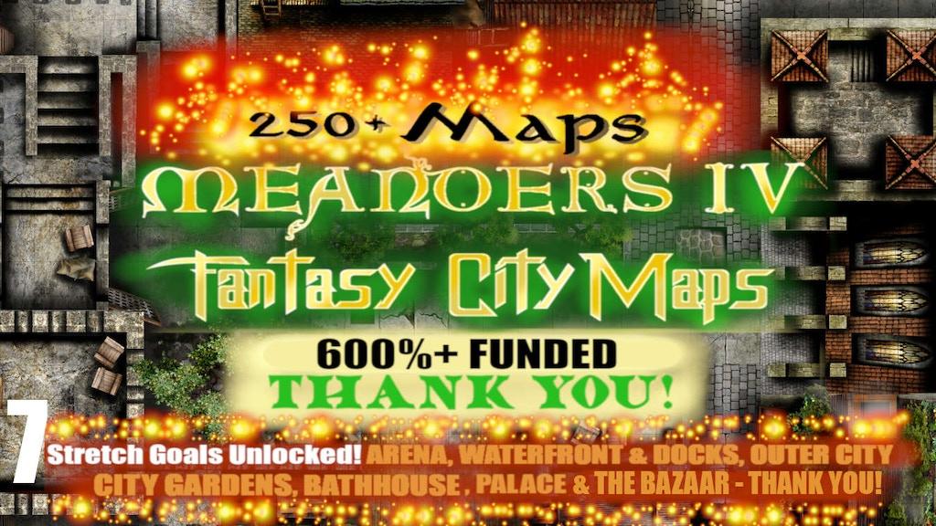Fantasy City Exterior, Interior, Night-time, Seasonal, Damaged, Blank + More RPG Digital Battlemaps & Assets in 300dpi JPG/PNG.