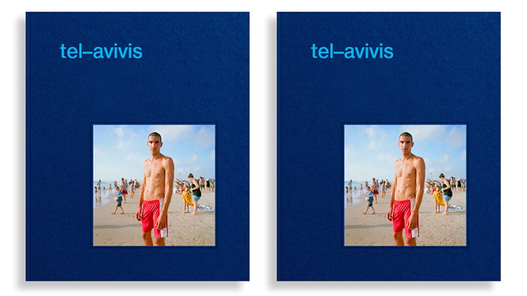 TEL–AVIVIS has been funded! 😃 You can still pre-order the book: mail@pascalhaas.com