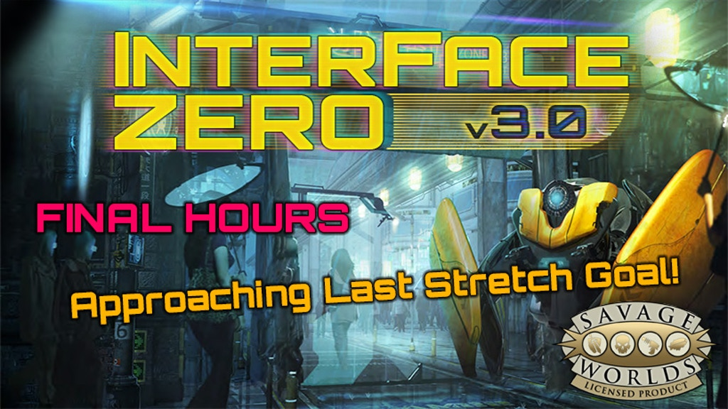 INTERFACE ZERO 3.0 project video thumbnail