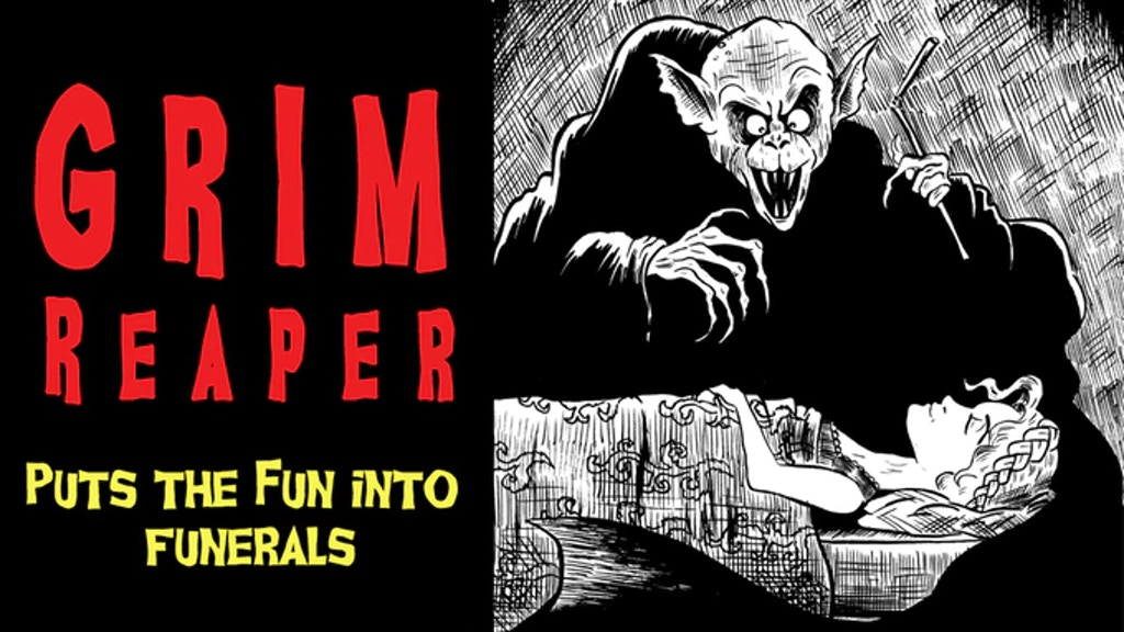 Grim Reaper The Second Coming! project video thumbnail