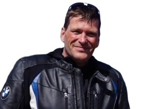 Andrew Beattie,  Motelorcyclist,  Journalist and Author