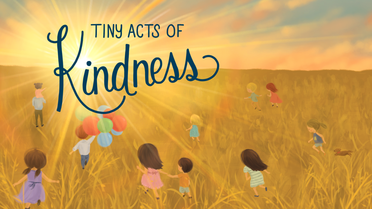 A charming picture book by Thuy Ha celebrating the magic within small acts of kindness.