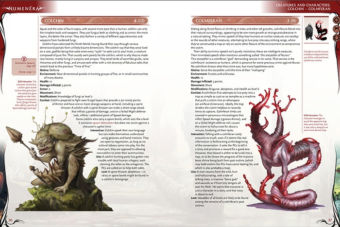 Numenera 2: Discovery and Destiny by Monte Cook Games