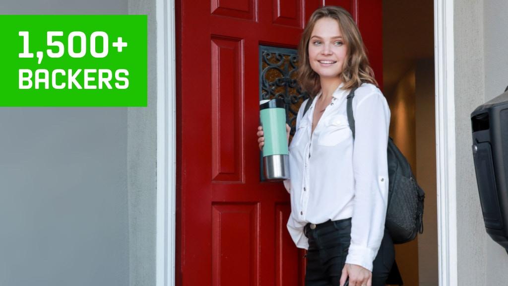 H2Joe - Two-In-One Coffee & Water Bottle project video thumbnail