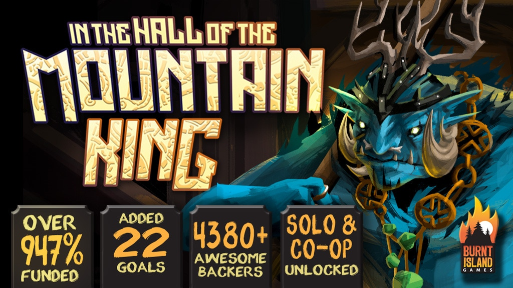 In The Hall of the Mountain King project video thumbnail