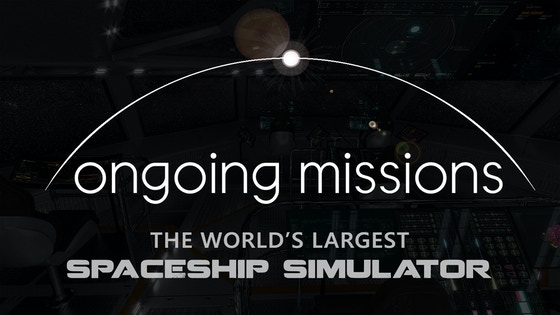 Track Ongoing Missions - The World's Largest Spaceship