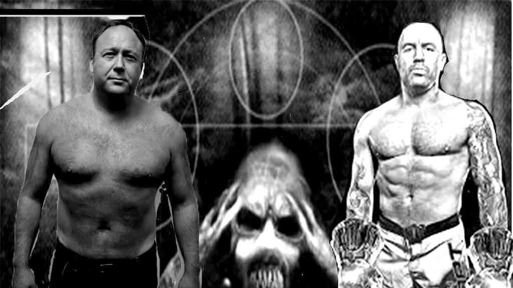 Alex & Joe vs. Interdimensional Psychic Vampires From Hell
